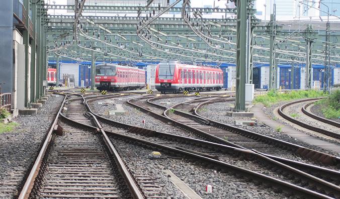 Vi erbjuder teknisk expertis inom järnväg